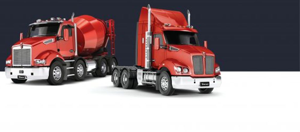 Kenworth's ability to develop and deliver the T360 and T410