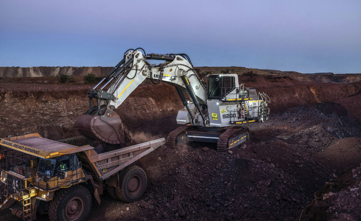 Liebherr Mining Enters In Midwest