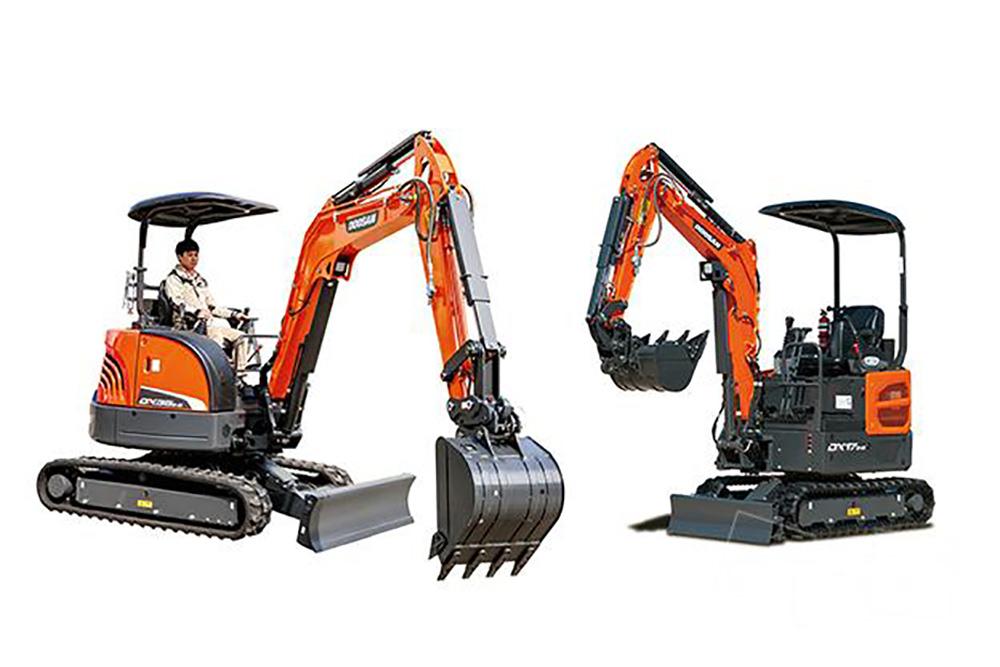 Doosan Infracore To Launch New 1 7 Ton Mini Excavator Australia Heavyquip Journal